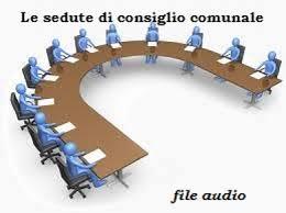 Audio Consiglio Comunale 2017